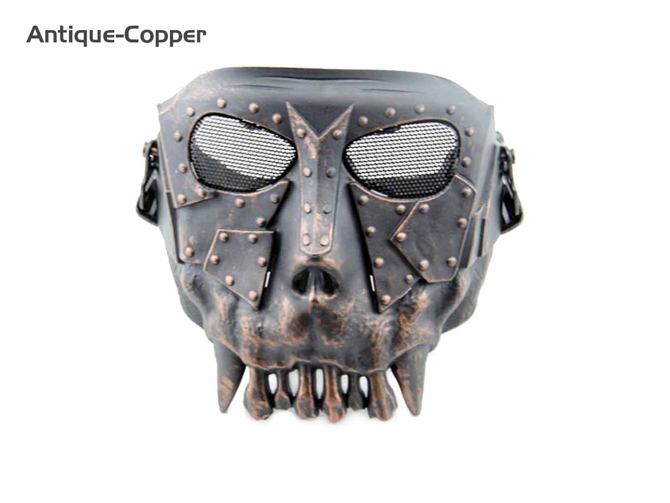 AOLS Face Mask Desert Corps Ⅱ for Paintball & Airsoft