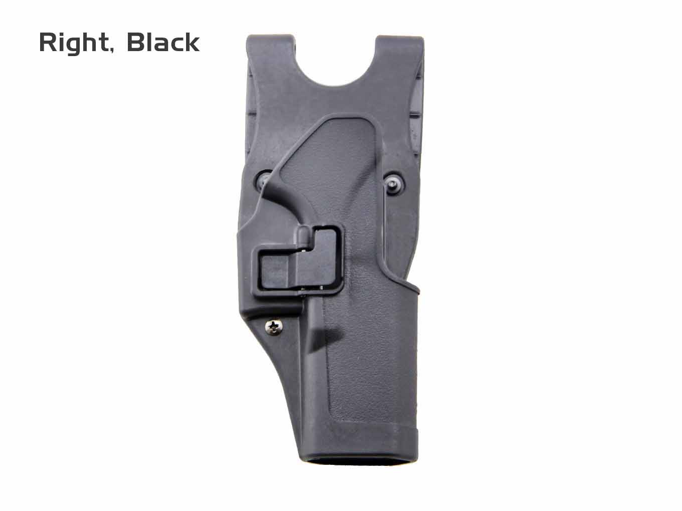 AOLS Tactical Holster Sunk CQC For Glock Right Hand