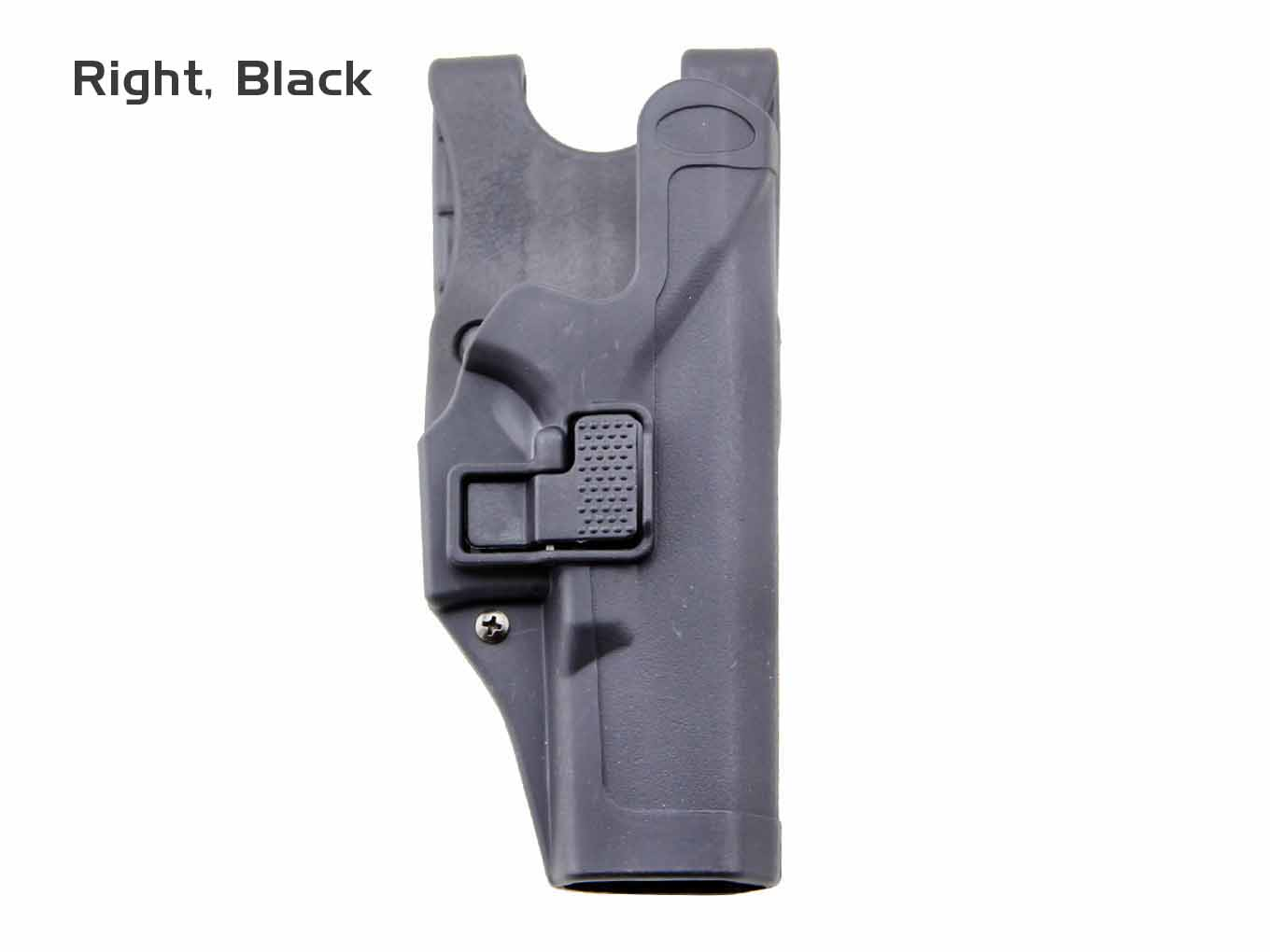 AOLS Tactical Holster (CQC) For G17 Sunk Extended Right Hand