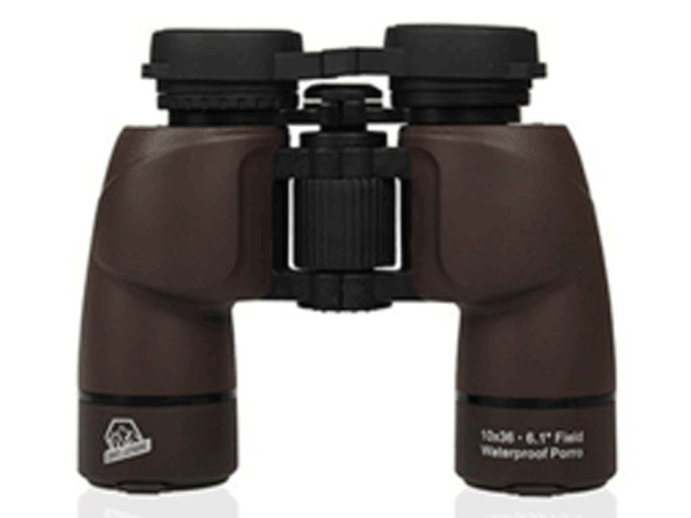 Canis Latrans 10x36 Binoculars BROWN
