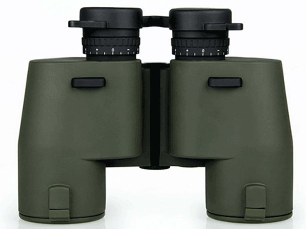 Canis Latrans Use in Long Distance 7x50 Binoculars GREEN