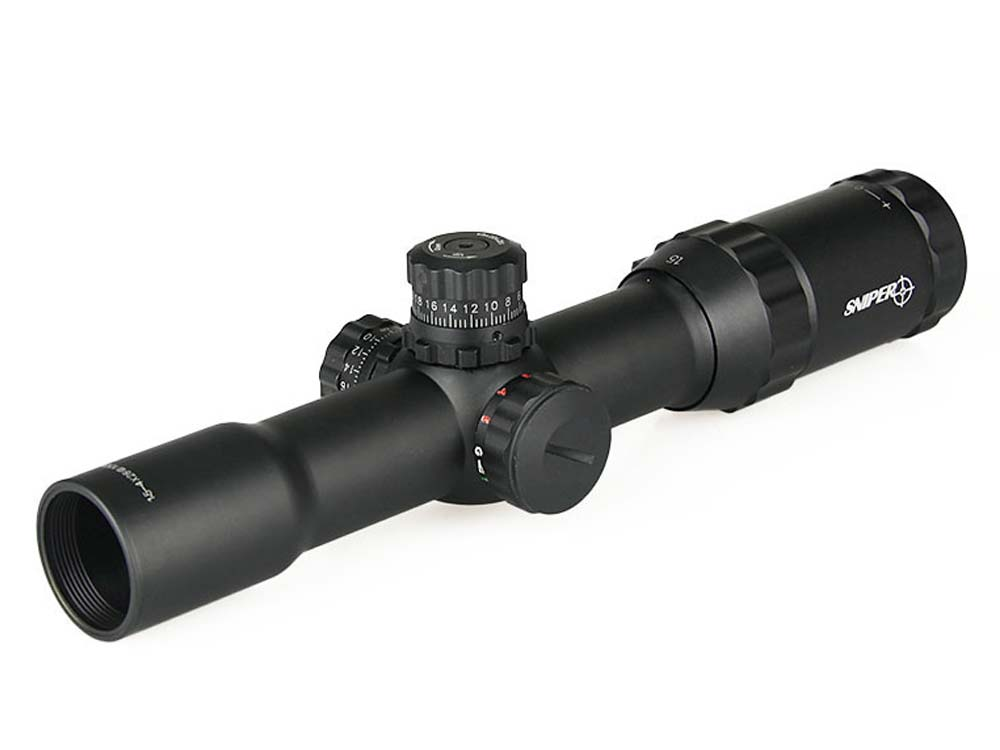 Canis Latrans 1.5-4*28 rifle scope