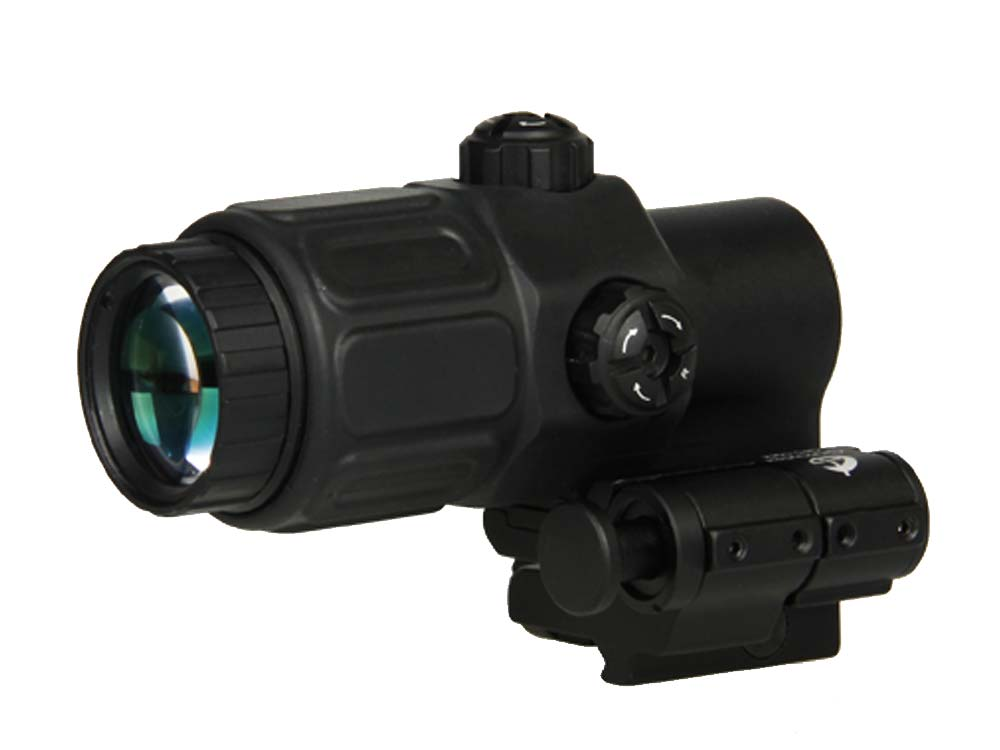 Canis Latrans Holographic Sight 3x Magnifier with STS Mount
