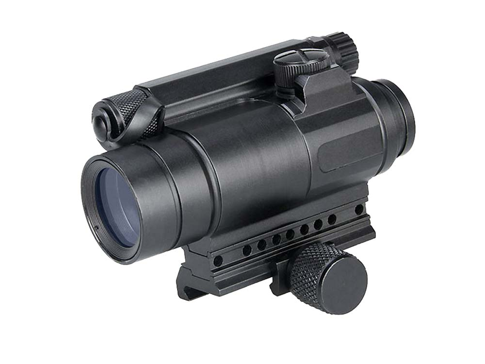Canis Latrans M4 1*33 red dot scope