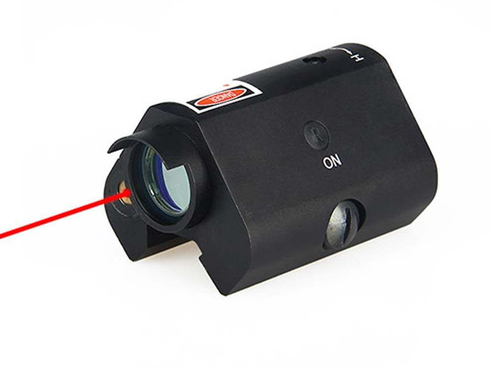 Canis Latrans 1X24 red dot scope