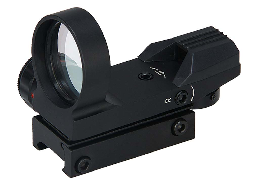 Canis Latrans 1*22mm Reticle Style red & green dot scope