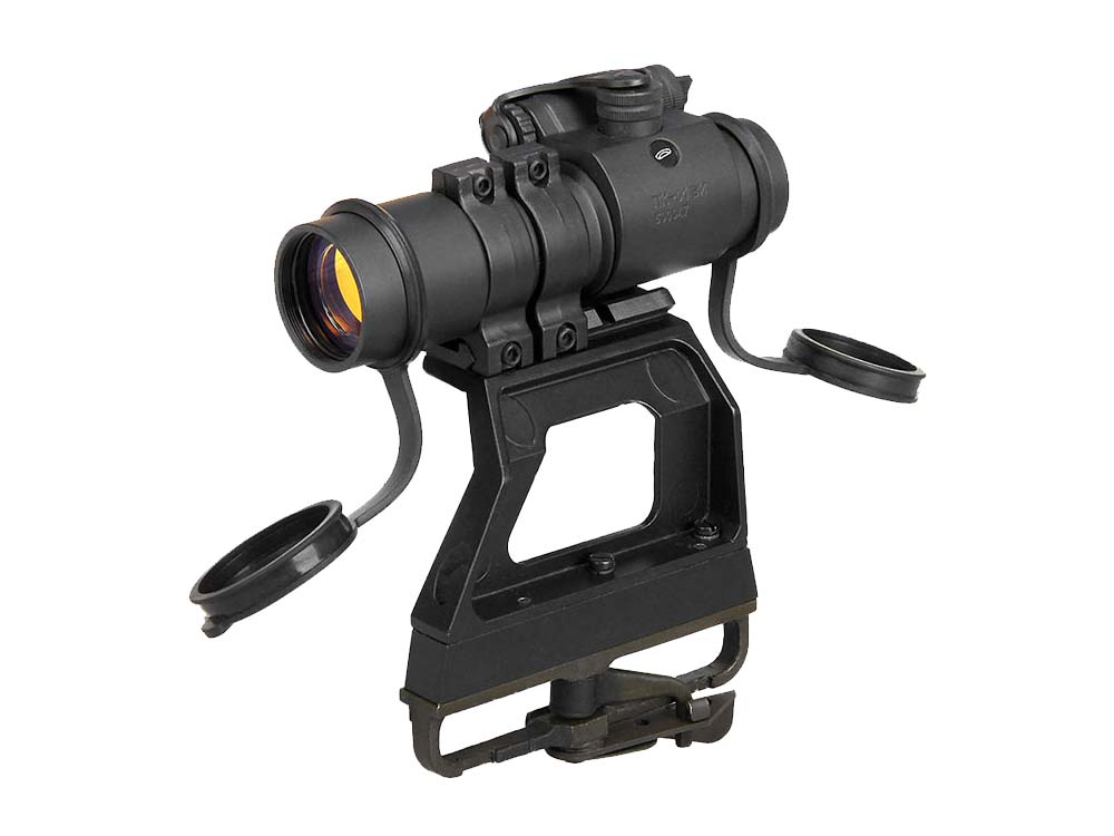 Canis Latrans NK-01 BN red dot scope