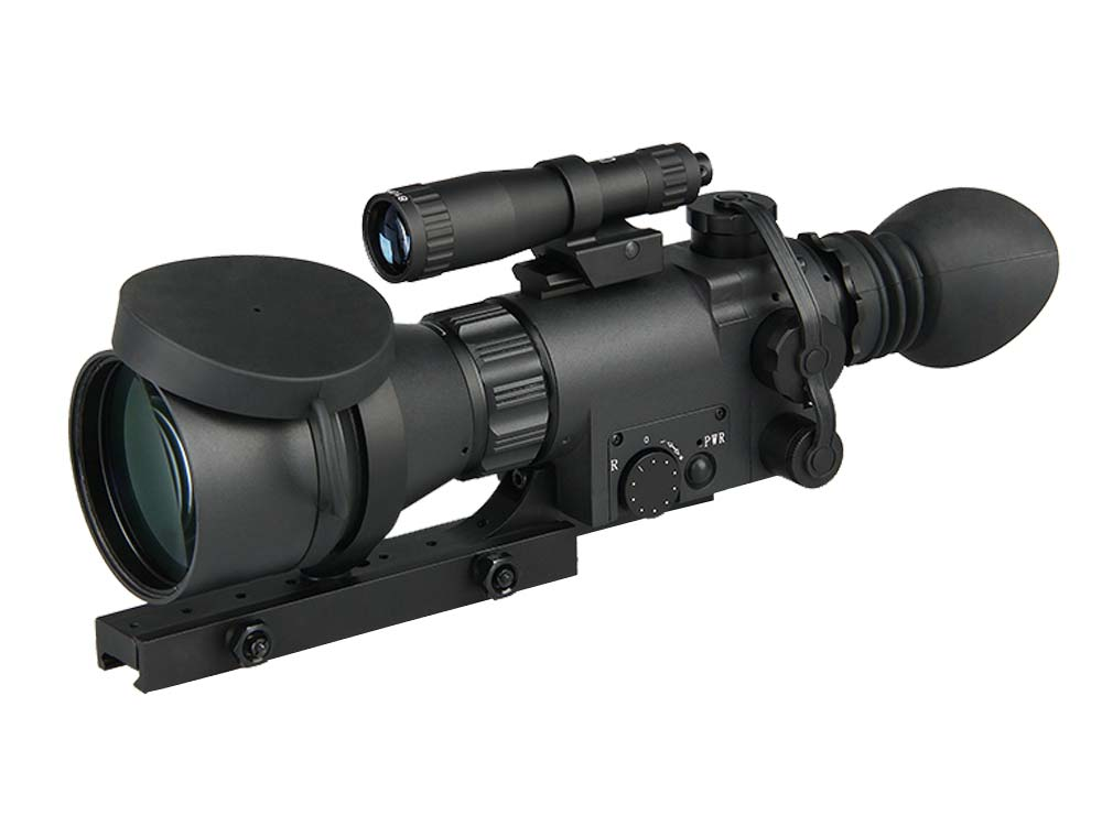 Canis Latrans Resolution 30-40 lp/mm night vision scope