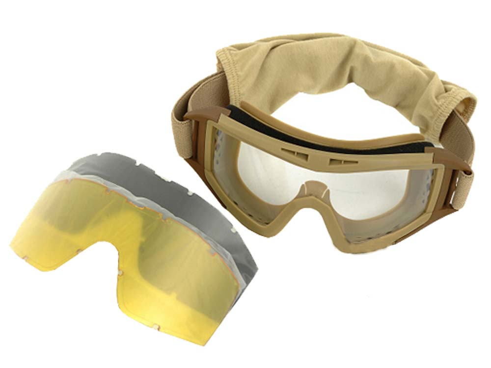 Canis Latrans protective goggle Parameter glasses