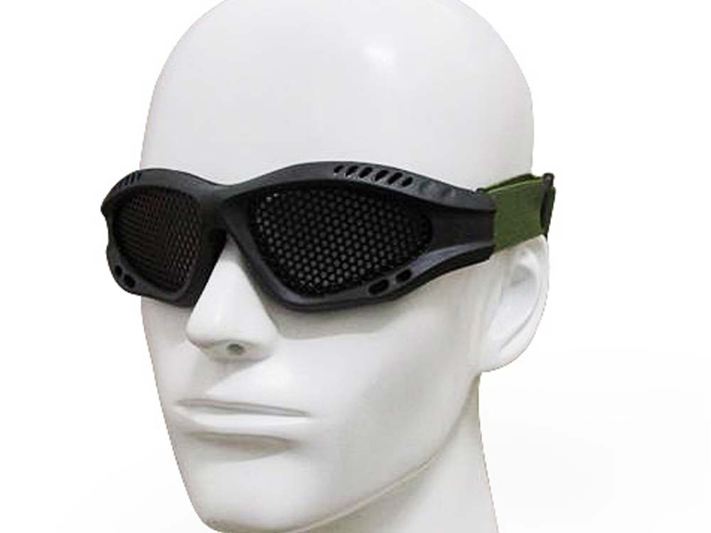 Canis Latrans steel mesh style tactical glasses Goggles