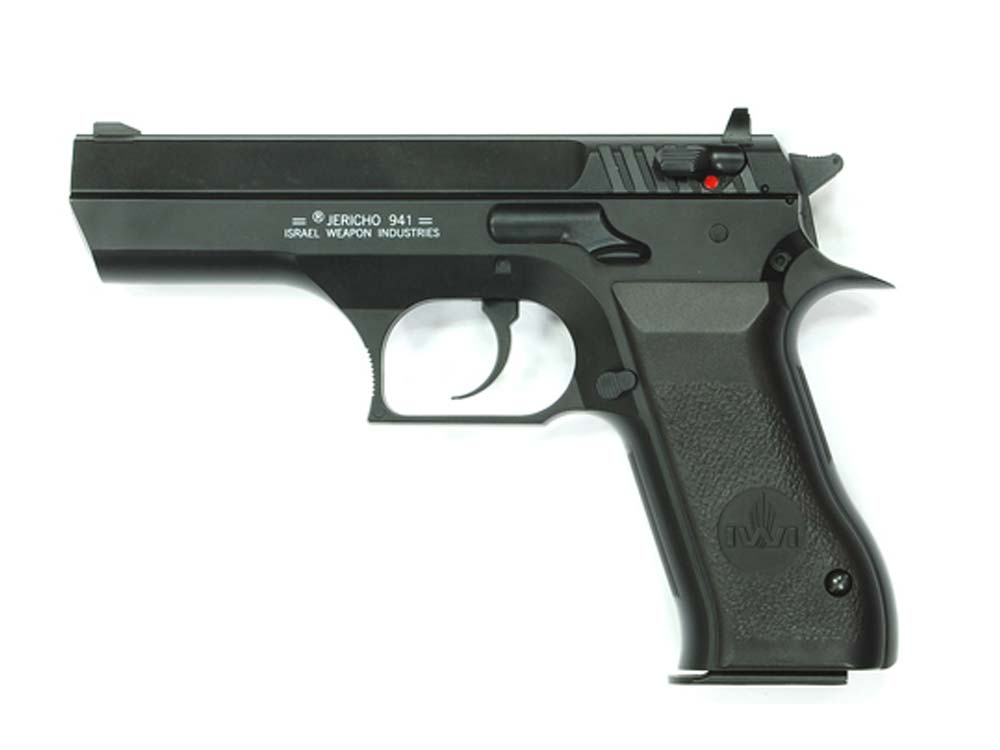 KM-43ZDHN Metal Inner Parts 4.5mm Co2 Non Blow Back Pistol