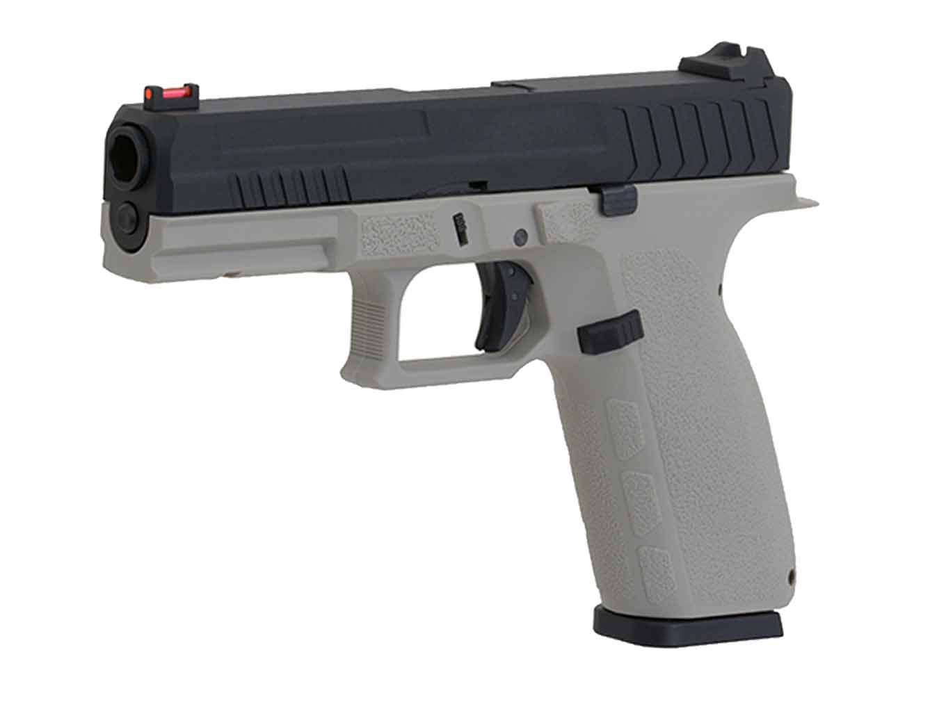 KJW KP-13 Full Size Polymer Frame Gas Blowback Pistol Grey