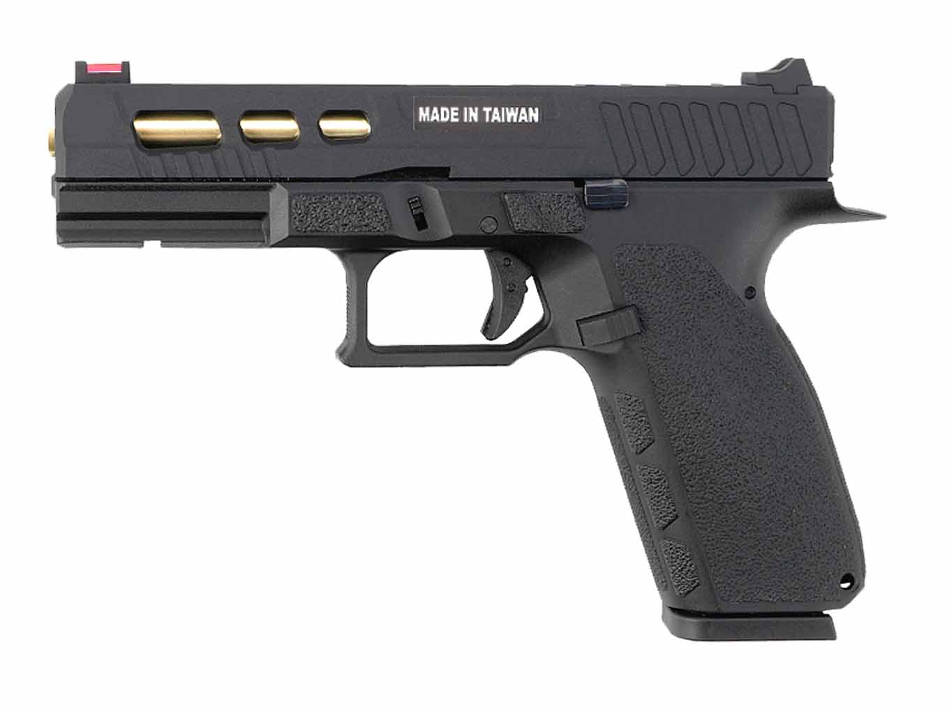 KJW KP-13 Custom Full Size Polymer Frame Gas Blowback Pistol