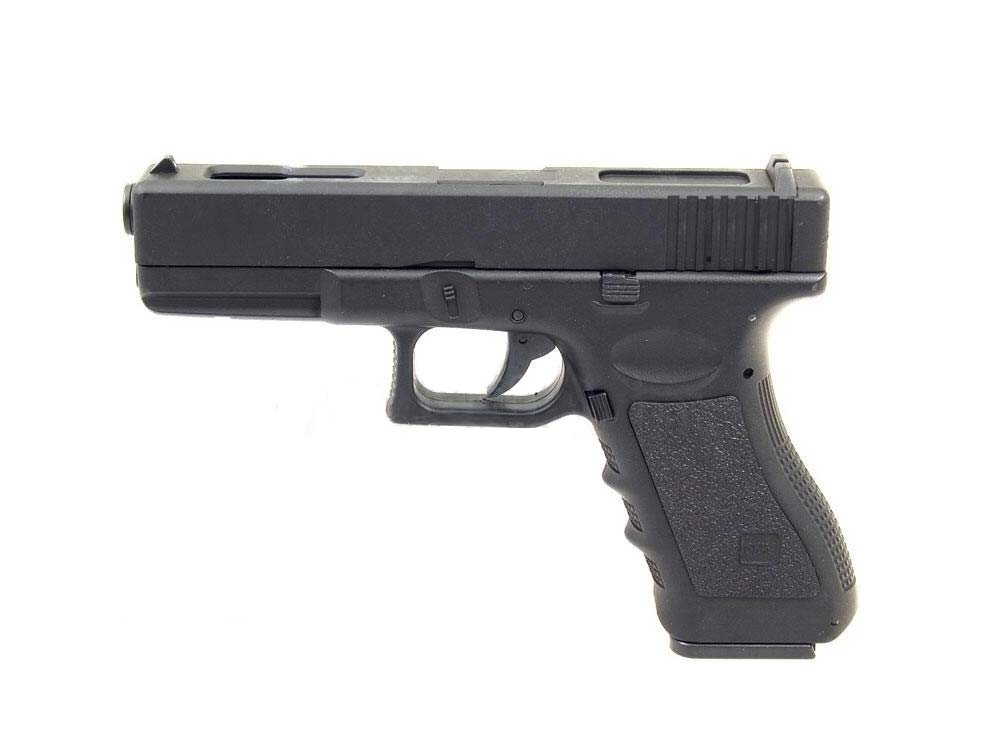 KJW G23-MS Gas Metal Slide Glock GBB Airsoft Pistol