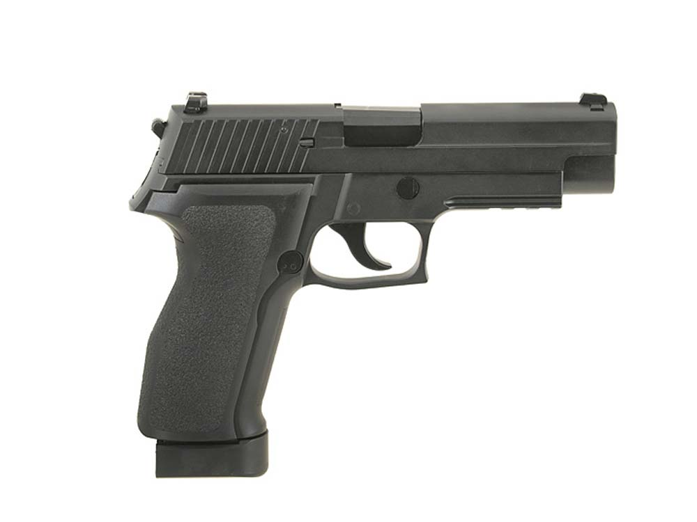 KJW Gas/Co2 Dual Type Full Metal KP-01 E2 GBB Airsoft Pistol
