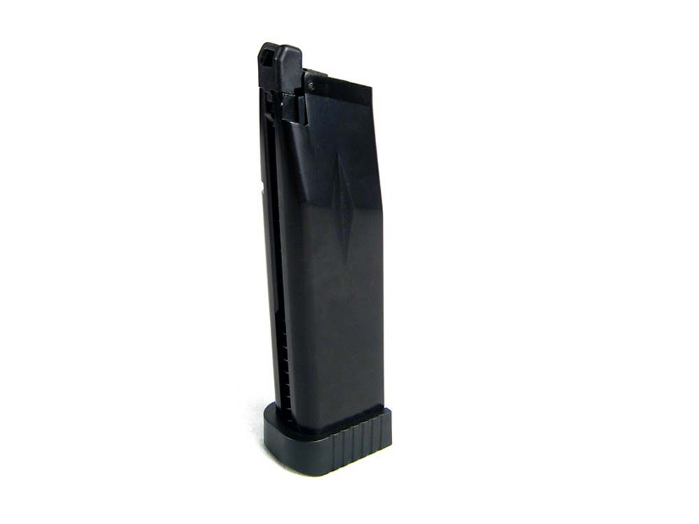 KJW KP-17 MS 6mm Metal Slide Co2 Airsoft Pistol Magazine