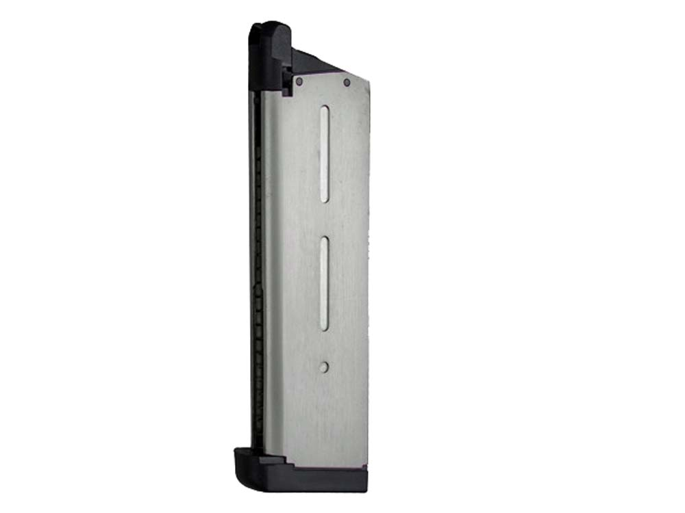 KJW KP-07 M1911 MEU Green Gas Airsoft Pistol Magazine