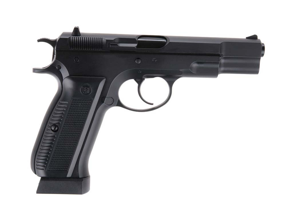 KJ Works KP-09 CZ 75 CO2 Version Airsoft Pistol