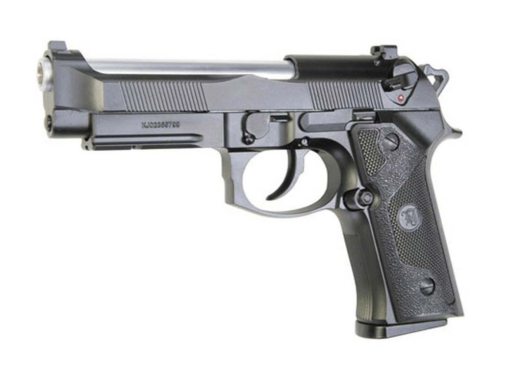 KJW Full Metal M9 4.5mm Co2 Blow Back Airsoft Pistol
