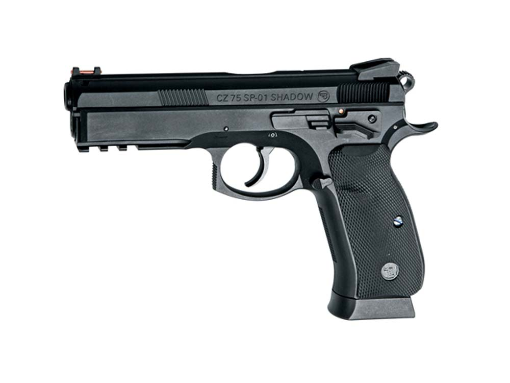 KJW SP-01 Co2 CZ75 Shadow Full Metal Blow Back Airsoft Pistol