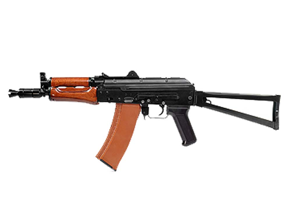 VF1 AKS74UN BK81 AKS-74UN AEG With Side Mounted Rail Rifle