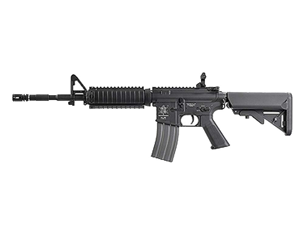 VF1 EM4 WAR BK01 M4ES Warrior Airsoft Rifle