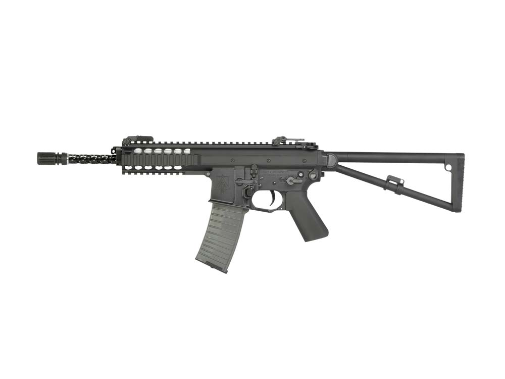 "VF1 LKACPDW BK81 AEG Knight PDW 10""(STD) Rifle"