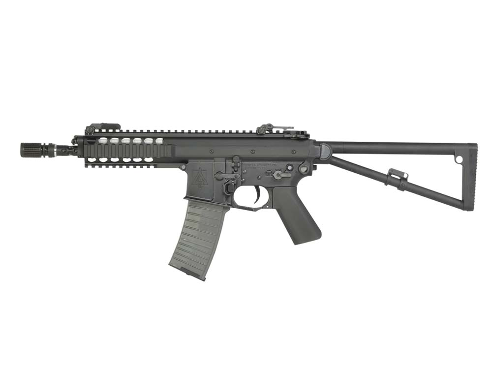 "VF1 LKACPDW BK82 AEG Knight PDW 8""(STD) Rifle"