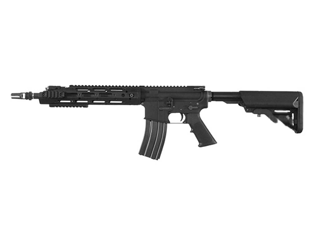 WE RARS BK M4R5 AEG Safety Fire Mode Airsoft Rifles