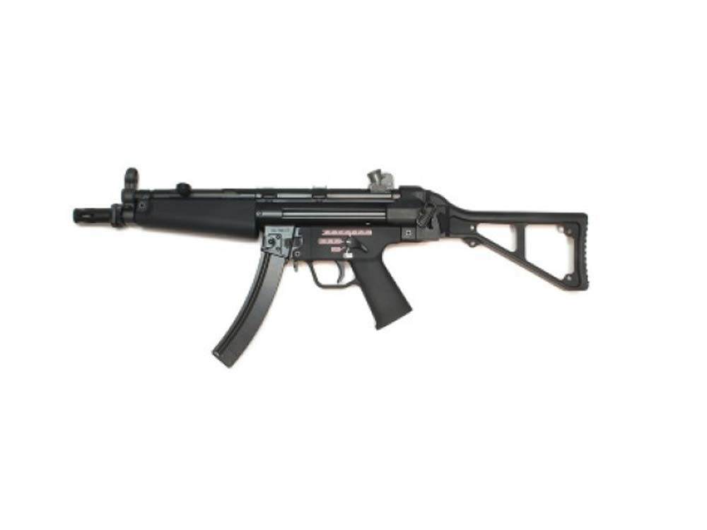 WE Stamped Steel Frame APACHE A2 PDW SMG GBB w/Folded Stock