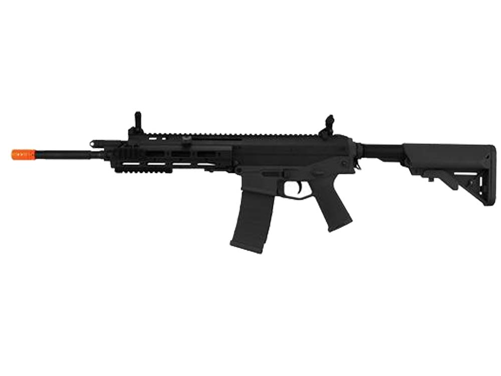 WE Tech MSK Modular RIS Airsoft Gas Blowback GBBR Rifle - BLACK
