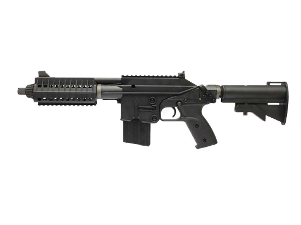 WE Licenced KELTEC PLR-16L Full Auto GBB Pistol Black