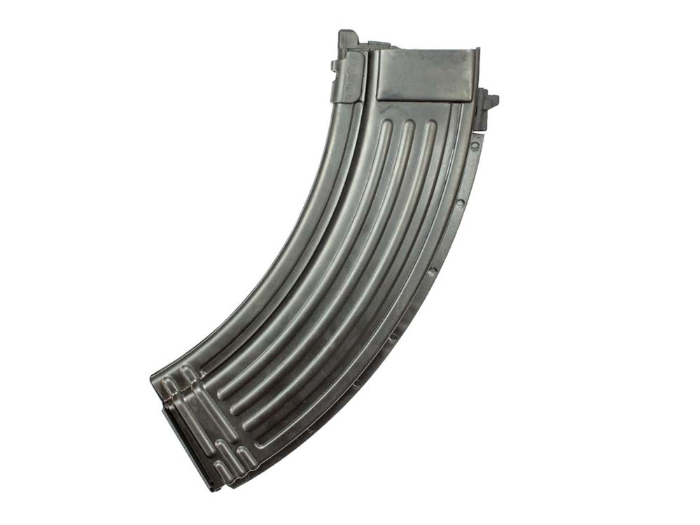 WE Metal 30 Rounds Gas Magazine For AK-PMC GBB