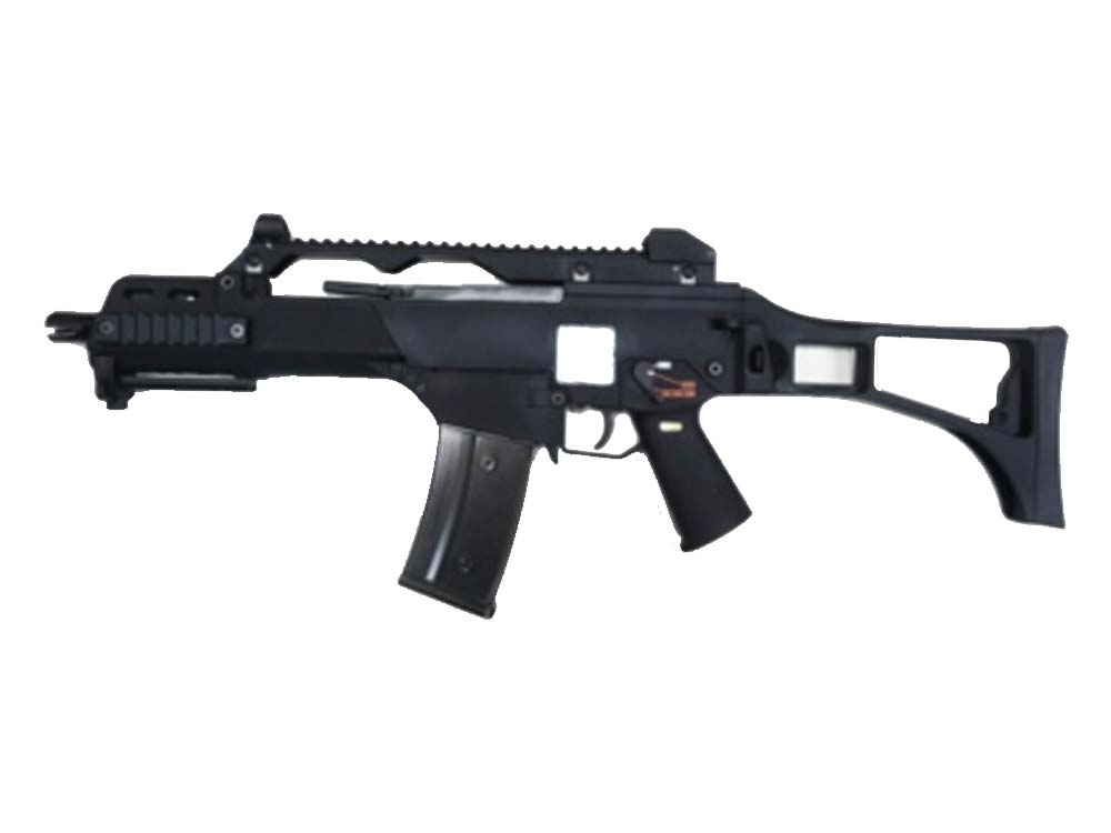 WE R-G001 G39C Open Bolt 6mm Gas Blow Back Airsoft Rifles