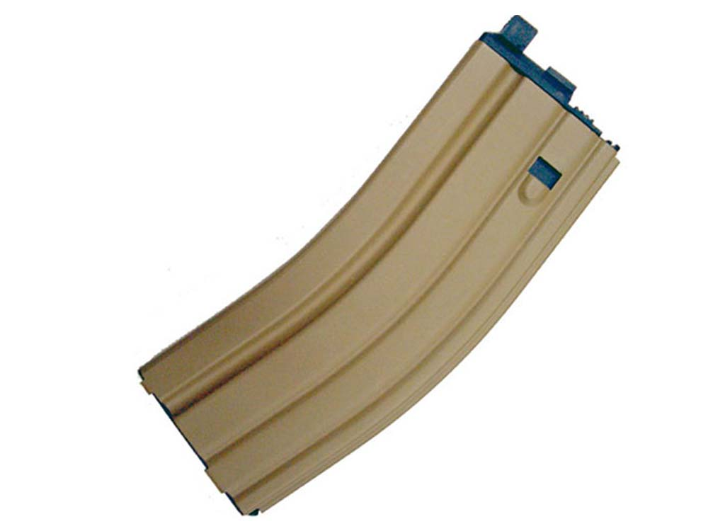 WE M4-T-C TAN Co2 GBB magazine-Kit