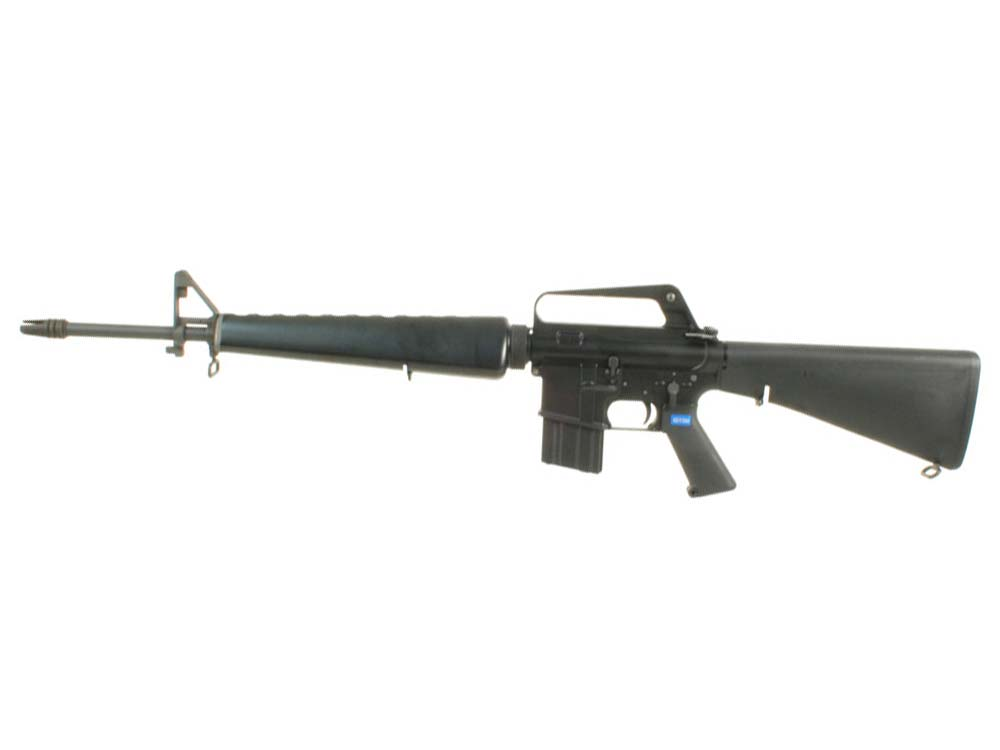 WE High Power M16A1/M16VN GBB Rifle Open Chamber