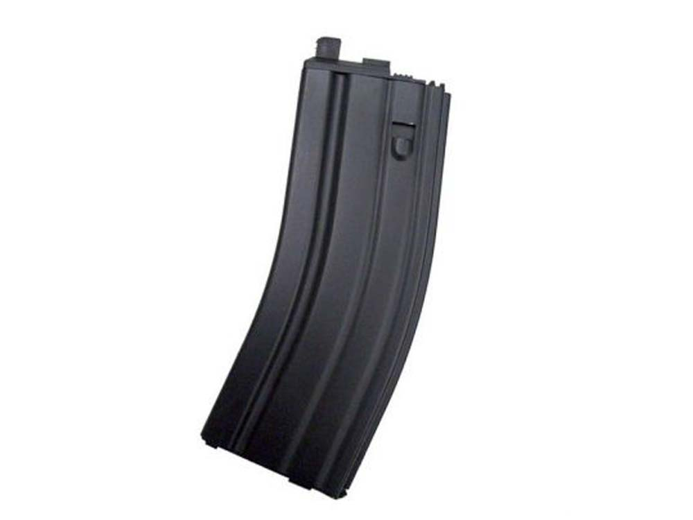 WE HK4168 Black Co2 Open Bolt 6mm Blow Back Magazine