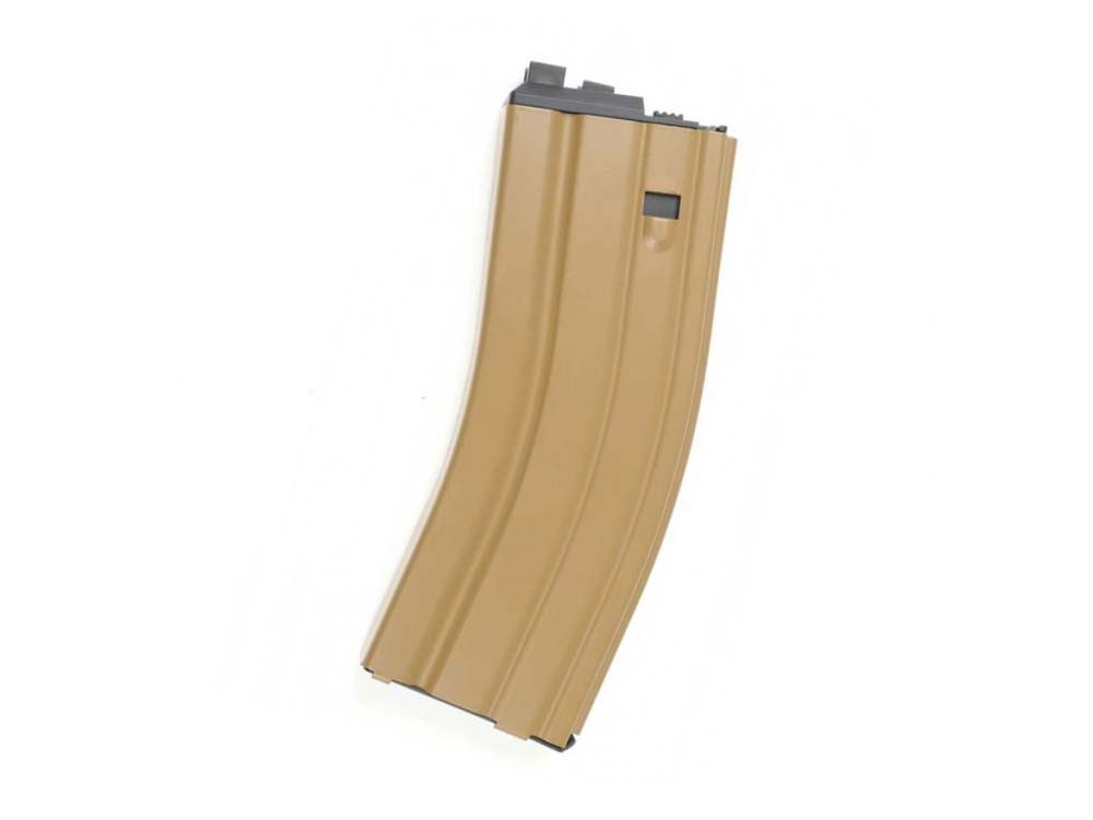 WE HK4168 TAN Co2 Open Bolt 6mm Blow Back Magazine