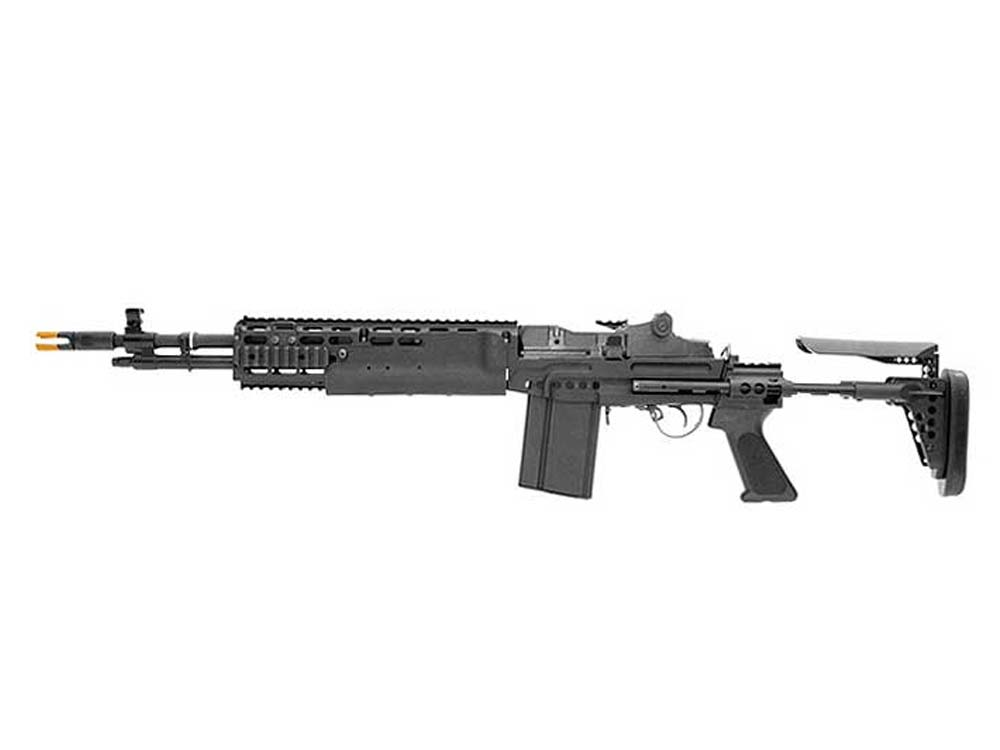 WE M14 EBR Short Barrel Bare-bone Mod SAGE EBR Kit (BK)