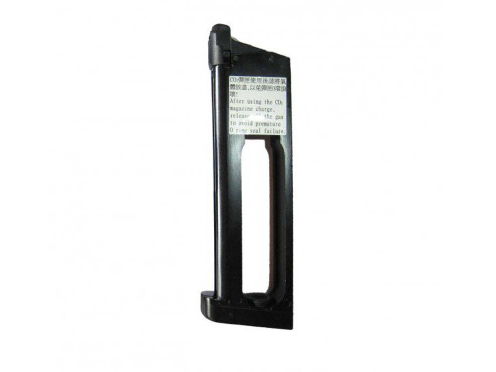 KJW KP-07 1911 Single Stack GBB Pistol Magazine